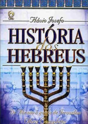 Livro História dos Hebreus de Flavio Josefo completo em PDF