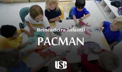 Brincadeira do Pacman