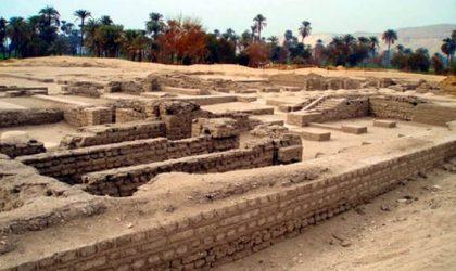 Cidade Bíblica - Amarna
