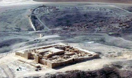 Cidade Bíblica - Tell Arad