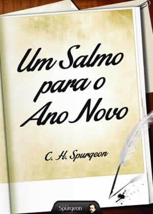 E-book Um Salmo para o Ano Novo de Charles Spurgeon