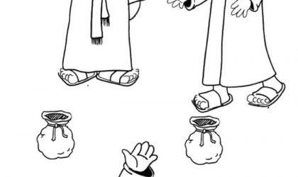 Lição infantil Parábola do Filho pródigo