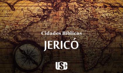 Cidade Bíblica – Jericó