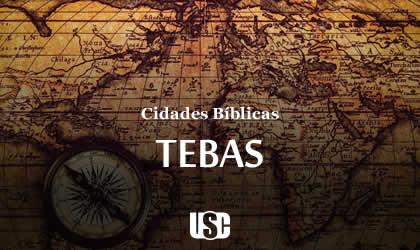 Cidade Bíblica – Tebas