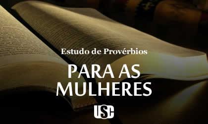 Textos de Provérbios para as Mulheres