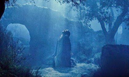 A Oração do Senhor no Jardim