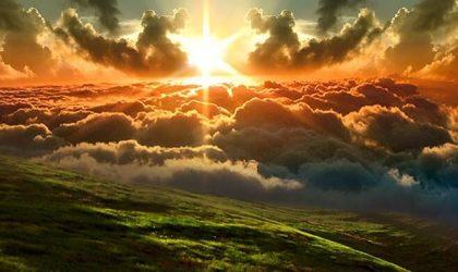 Deus quer falar conosco sobre eternidade